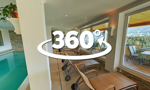 360 Grad Panoramabild Wellness