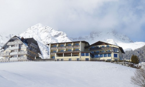 Hotel Martin im Winter