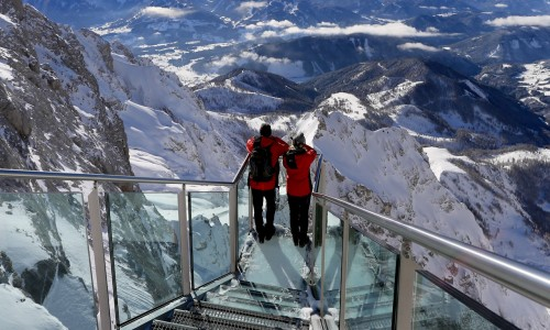 Dachstein Skywalk - © Hans-Peter Steiner